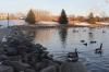Pierre - Un lac