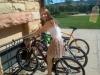Mon vélo ! Bien utile pour se déplacer